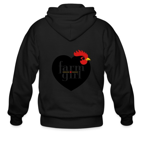 Farm girl - Men's Zip Hoodie