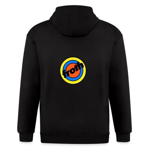 Froth Pins - Men's Zip Hoodie