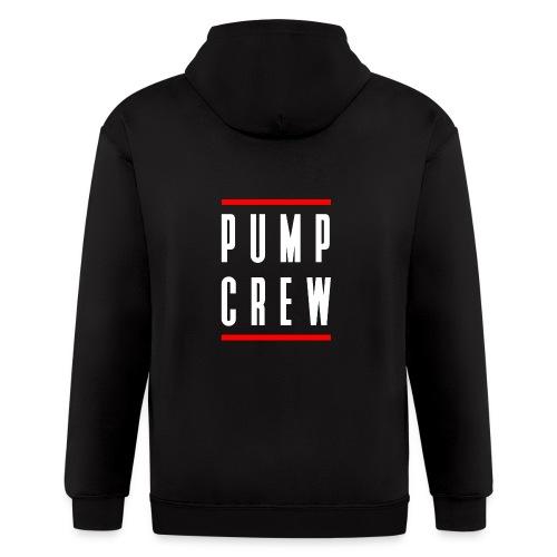 Pump Crew - Men's Zip Hoodie