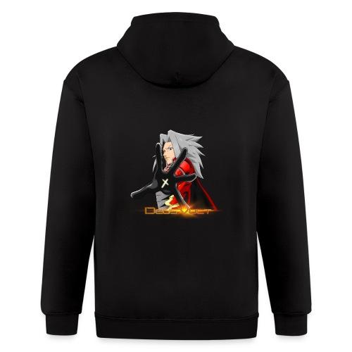 Nova Sera Deus Vult Promotional Image - Men's Zip Hoodie