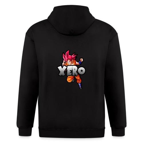 Xero - Men's Zip Hoodie