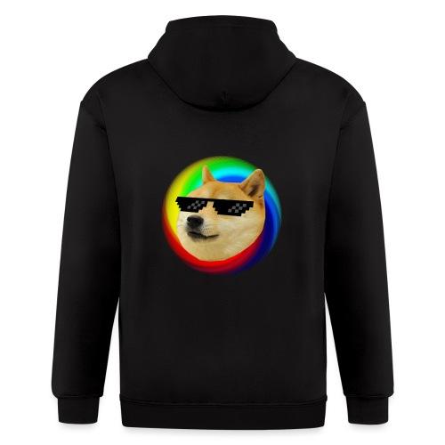 Doge - Men's Zip Hoodie
