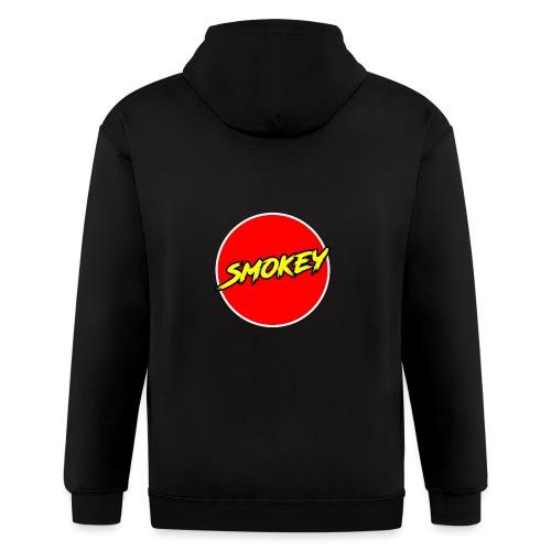 Smokey Mug - Men's Zip Hoodie