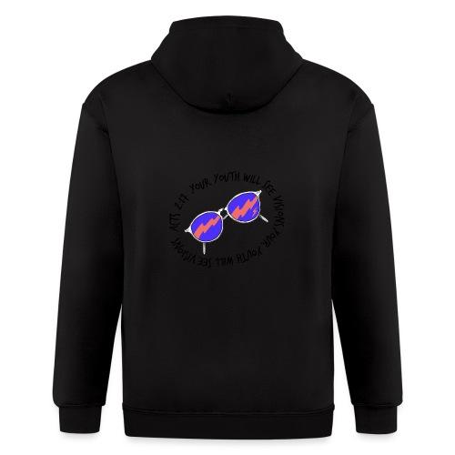 oie_transparent_-1- - Men's Zip Hoodie