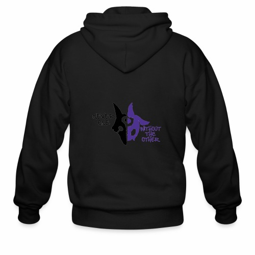 Kindred's design - Men's Zip Hoodie