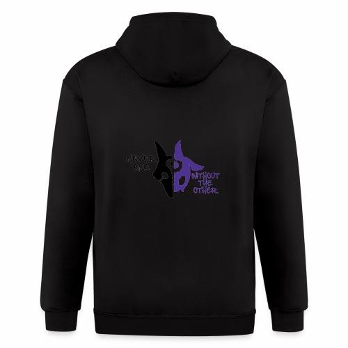 Kindred's design - Men's Zip Hoodie