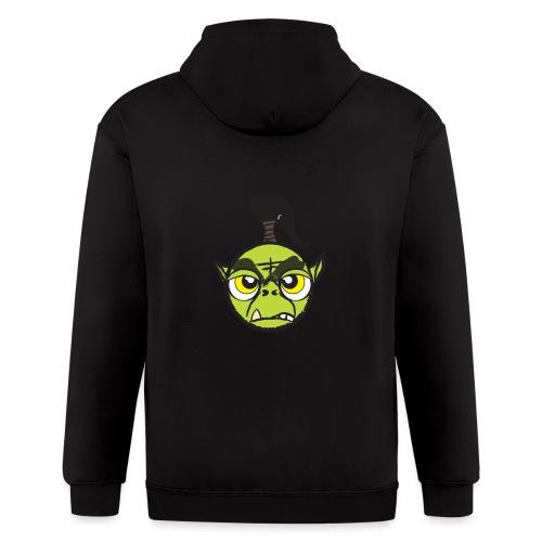 Warcraft Baby Orc - Men's Zip Hoodie
