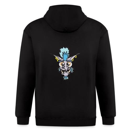 Warcraft Troll Baby - Men's Zip Hoodie