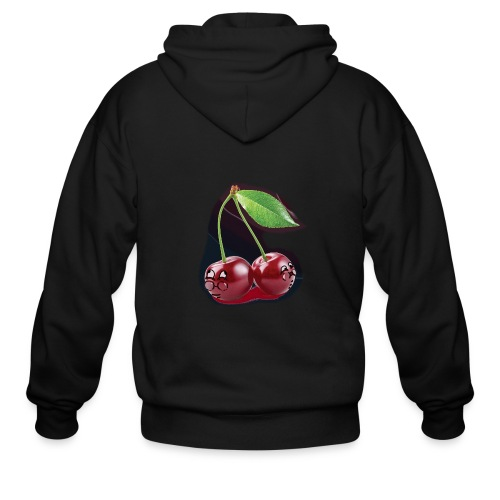 Cherry Bombs - Men's Zip Hoodie