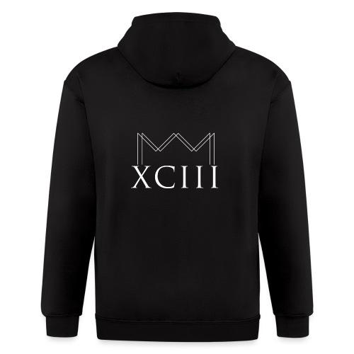 XCIII - Men's Zip Hoodie