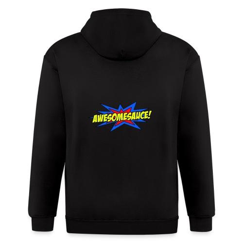 Awesomesauce - Men's Zip Hoodie