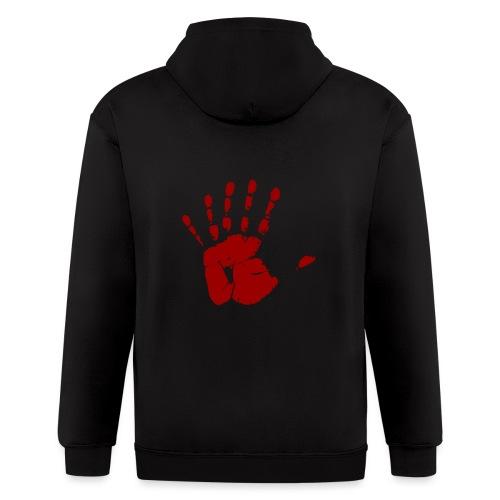 Six Fingers - Men's Zip Hoodie