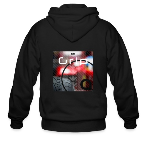 The Grip EP - Men's Zip Hoodie
