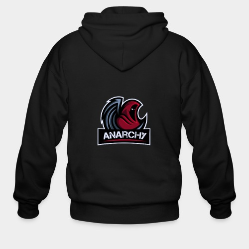 Official LoA Logo - Men's Zip Hoodie