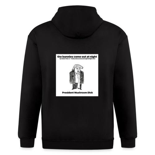 tbcoan Mushroom Dick - Men's Zip Hoodie