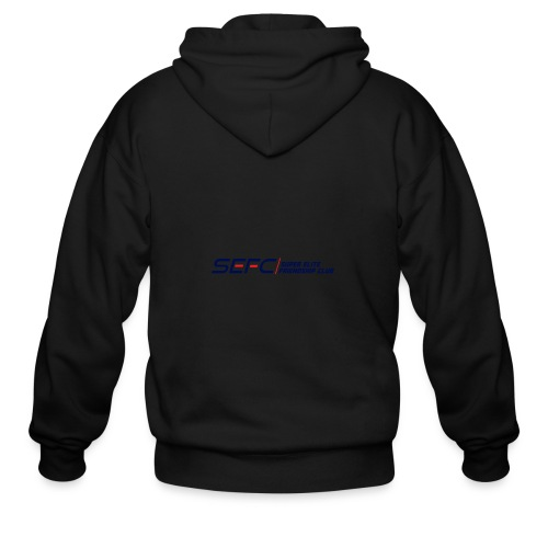Super Elite Friendship Club Classy Line - Men's Zip Hoodie