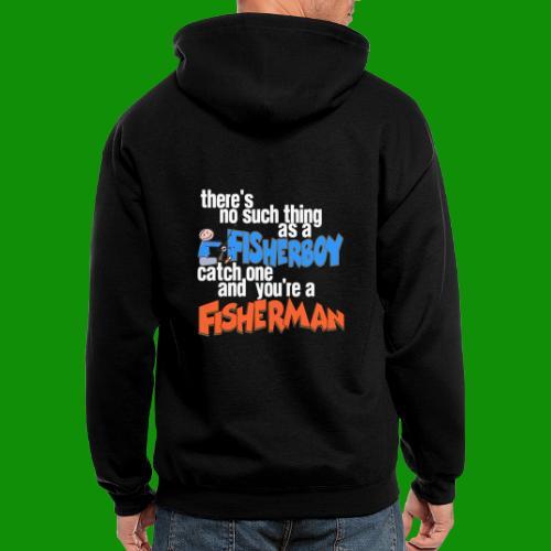 Fisherboy - Men's Zip Hoodie
