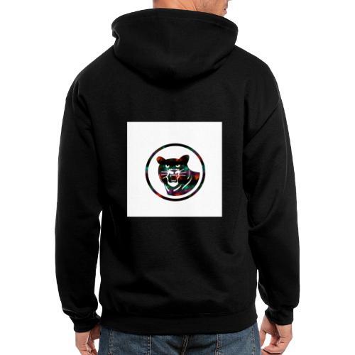 Jaguar - Men's Zip Hoodie