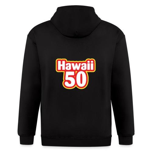 Hawaii 50 - Men's Zip Hoodie