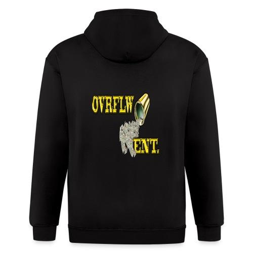 OVRFLW - Men's Zip Hoodie