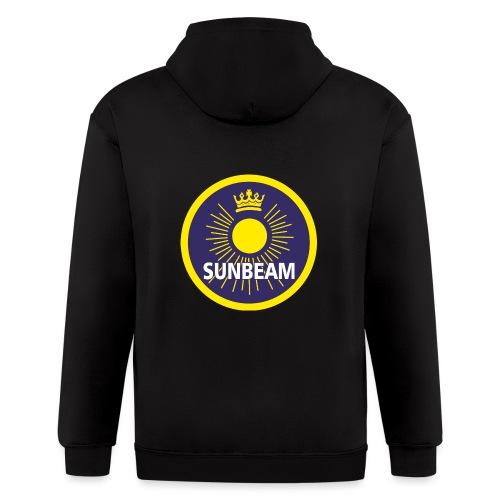 Sunbeam emblem - AUTONAUT.com - Men's Zip Hoodie