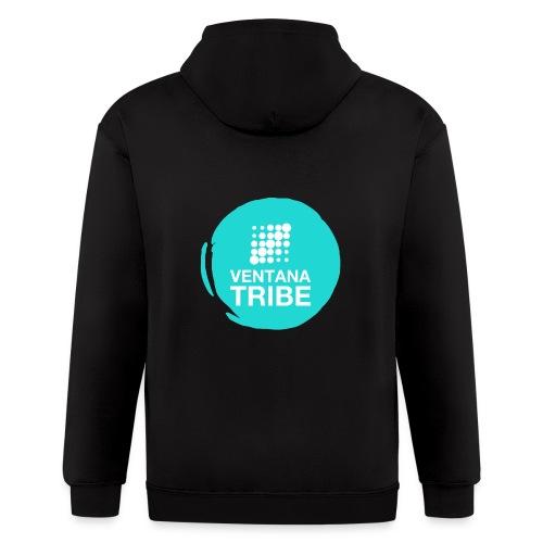 Ventana Tribe Circle - Men's Zip Hoodie