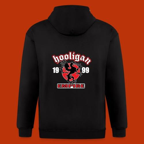 United Hooligan - Men's Zip Hoodie