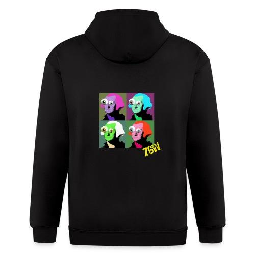 ZGW - The Warhol Tee - Men's Zip Hoodie