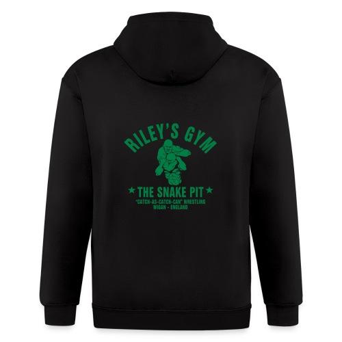 Riley's Gym - Men's Zip Hoodie