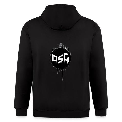 DSG Casual Women Hoodie - Men's Zip Hoodie