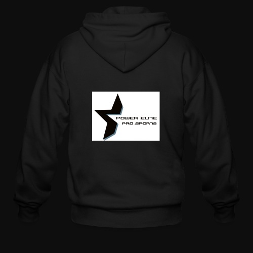 Star of the Power Elite - Men's Zip Hoodie