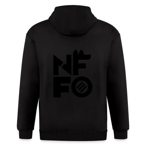 NFFO - Men's Zip Hoodie
