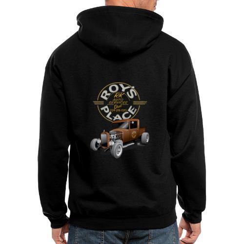 RoysRodDesign052319_4000 - Men's Zip Hoodie