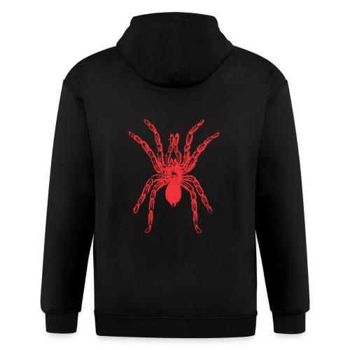 Spider - Men's Zip Hoodie