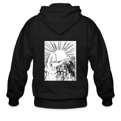 Knowing Jesus - Men's Zip Hoodie