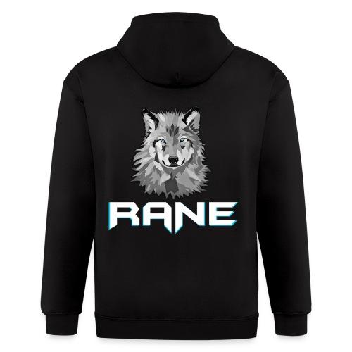 RaNe Logo - Men's Zip Hoodie