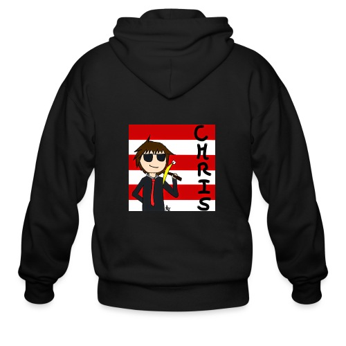 Gamingvscake Logo - Men's Zip Hoodie
