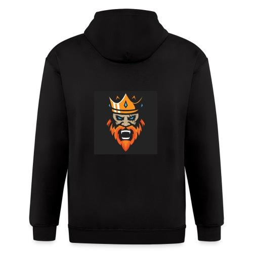 Kings - Men's Zip Hoodie