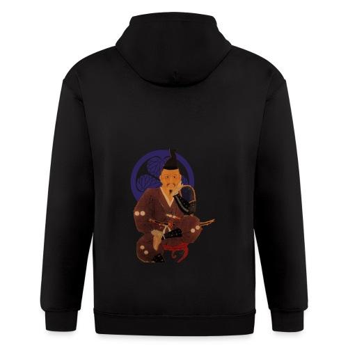 Ieyasu - Men's Zip Hoodie