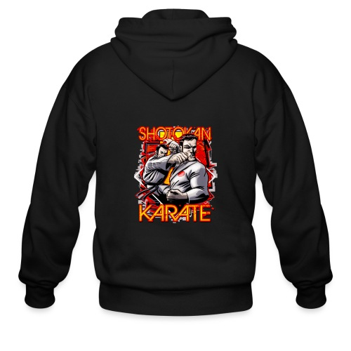 Shotokan Karate - Men's Zip Hoodie