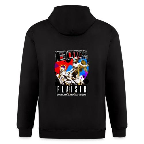 BOTOX MATINEE PLAISIR T-SHIRT - Men's Zip Hoodie
