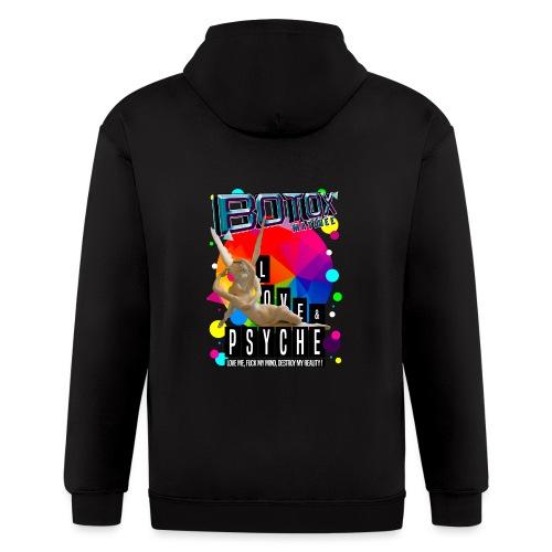 BOTOX MATINEE LOVE & PSYCHE T-SHIRT - Men's Zip Hoodie
