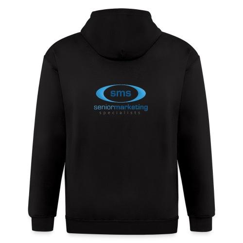 Senior Marketing Specialists - Men's Zip Hoodie