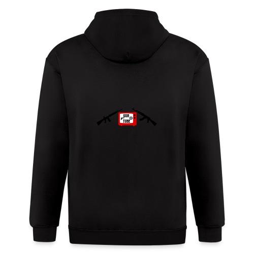 GunTube 3 - Men's Zip Hoodie