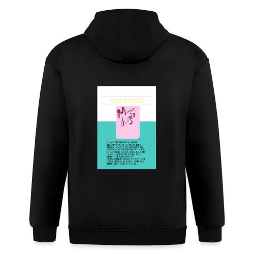 Support.SpreadLove - Men's Zip Hoodie