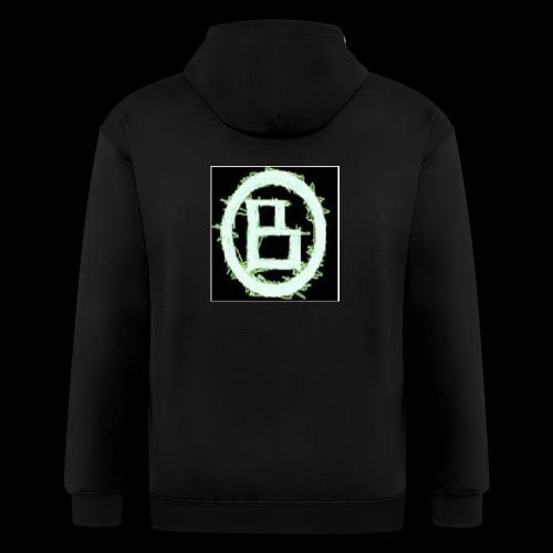 The BD Logo - Men's Zip Hoodie