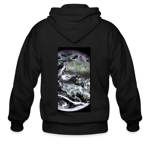 Earth - Men's Zip Hoodie