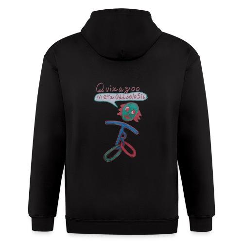 MetaOddboloSisFull - Men's Zip Hoodie
