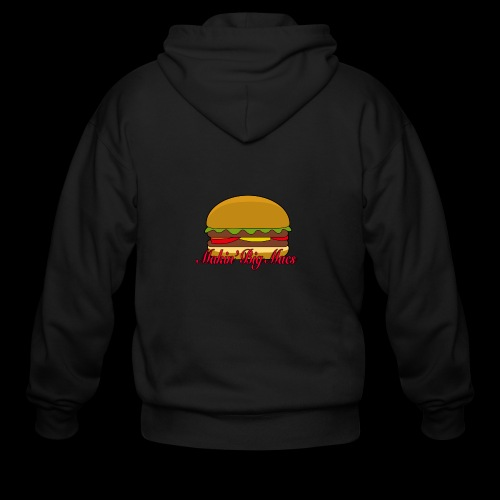 Makin Big Macs - Men's Zip Hoodie