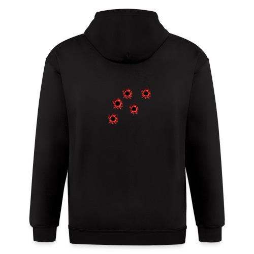 SHOT UP Jacket - Men's Zip Hoodie
